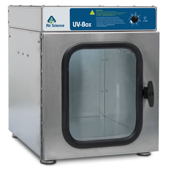 UV box uv decontamination chamber