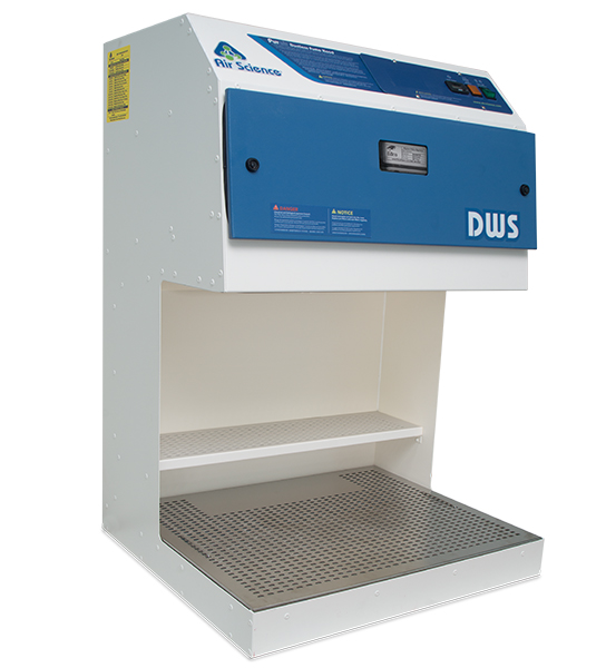 DWS Downflow Ductless Workstation