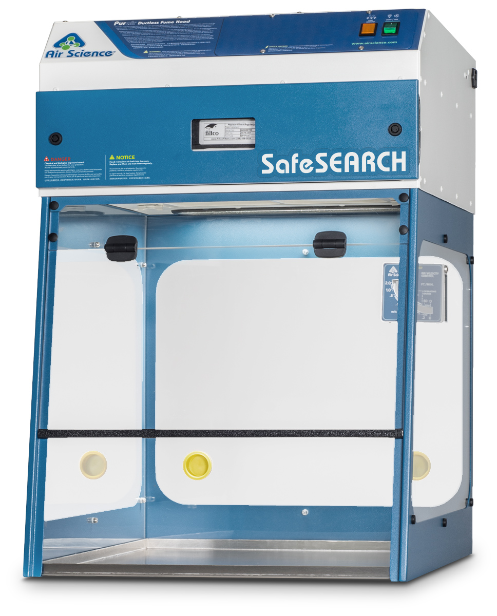 Purair SafeSEARCH Ductless Fume Hood