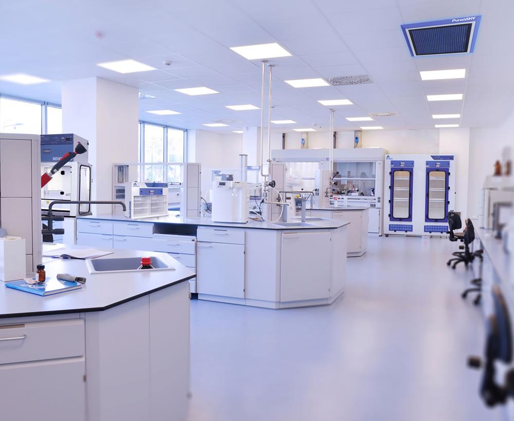 lab planning