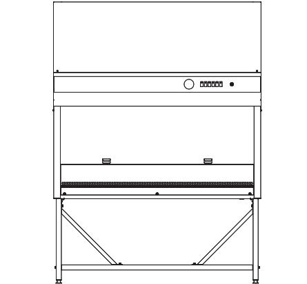 AS-AHA-163-CA Biological Safety Cabinets