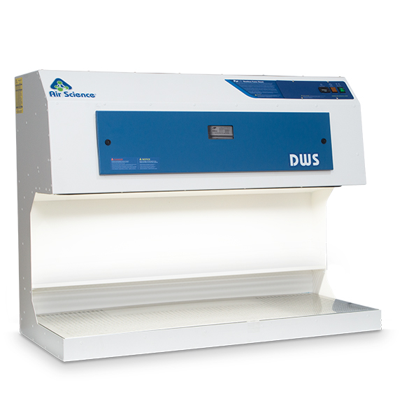 DWS48 Ductless Downflow Workstation