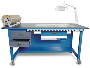 Mobile Forensic Evidence Benches Air Science