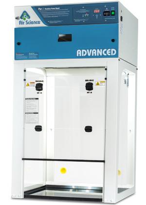 Purair Advanced Ductless Fume Cupboard