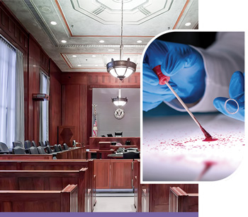 forensic evidence protection