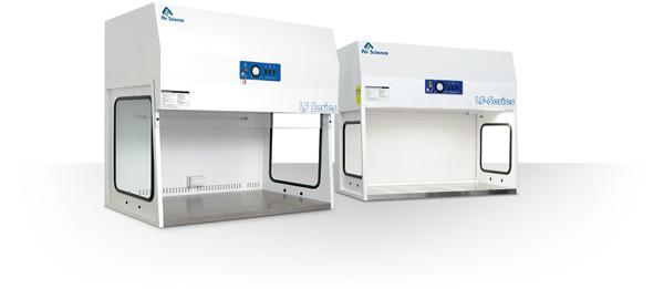 USP 797 Compliant Laminar Flow Cabinets