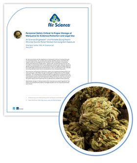 Marijuana Storage White Paper