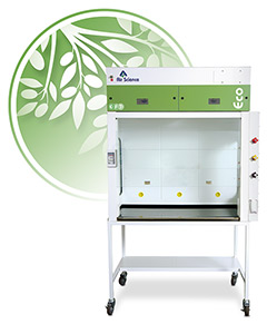 Purair ECO Sustainable Ductless Fume Hood