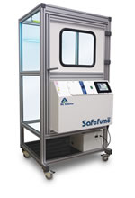 Safefume 360 Automatic Cyanoacrylate Fuming Chambers