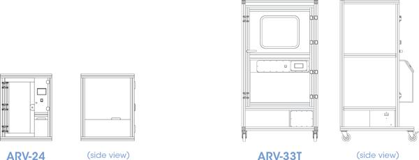 Safefume 360 Drawings