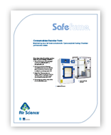 Safefume Series Consumables Reorder Form