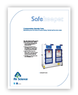 Safekeeper Series Consumables Reorder Form pdf download