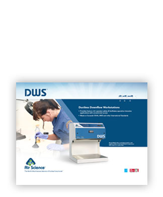 DWS Downflow workstations brochure