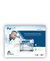 Purair Basic ductless fume cupboard brochure