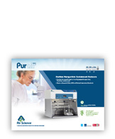 Purair NANO ductless nanoparticle containment enclosure brochure