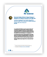 White Papers Air Science