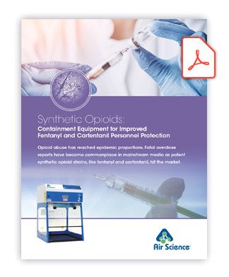 Air Science forensic lab equipment pdf download